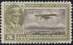 Carranza Stamp Single